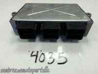2005 05 MONTEGO FIVE HUNDRED COMPUTER BRAIN ENGINE CONTROL ECU ECM MODULE EBX