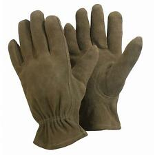 Gardening Gloves Mens/Womens Durable Thermal Lined All Weather Grip - Various