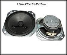 Audio Power Lautsprecher Sprechanlage Klingelanlage  8 Ohm 4W 1 Stück