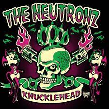 THE NEUTRONZ - Knucklehead CD - rockabilly - psychobilly - NEW
