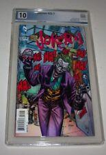Batman (New 52) #23.1 3D-variant Issue  - Jason Fabok cover - PGX 10 GEM/MT