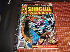 Shogun Warriors #9 Marvel Comics Oct 1979 Vs Starchild Mattel Herb Trimpe art