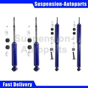 Front /& Rear Monroe Struts and Shock Absorbers Kit For Ford Thunderbird Turbo