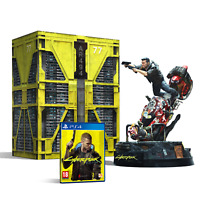 Cyberpunk 2077 Collectors Edition PS4 Playstation 4 Preorder Worldwide shipping