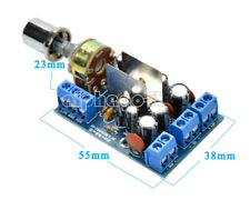 TEA2025B 3W+3W AC5-9V DC5-12V 2.0 Stereo Dual Channel Mini Audio Amplifier Board