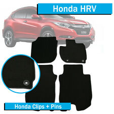 Honda HRV  - (2015-Current) - Tailored Car Floor Mats - Brand New HRV