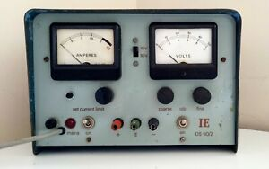 Variable Voltage DC Bench Power Supply Unit