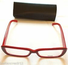 NEW FENDI 768 603 EYEGLASSES & CASE ORIGINAL PACKAGING & CERTIFICATE GLASSES