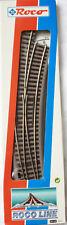 Roco line HO Bogenweiche rechts 5/6, Artikelnr. 42571