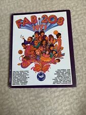 More details for radio luxembourg / fab 208 1971 annual (used, very good condition)