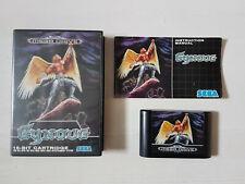 Gynoug Pal Version Sega Mega Drive