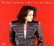 Michael Jackson - Will You Be There (4 trk CD)