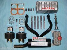 FIAT 500 F/L/R 126 KIT ELABORAZIONE MOTORE ABARTH 700 PISTONI CAMMA CANNE COPPA