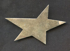 Mexico Shooting Star TA-03 Toned Pin Brooch Vintage 925 Sterling Silver AH744