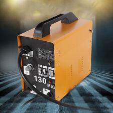 Ampere Fülldraht Schweißgerät Schutzgas MIG-130 Elektrodenschweißmaschine NEU!!