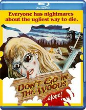 Don't Go In The Woods - 2 DISC SET (2015, Blu-ray NEW)