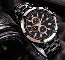 Montre Sport Luxe Curren Neuve Homme Bracelet Métal Fashion watch PROMO