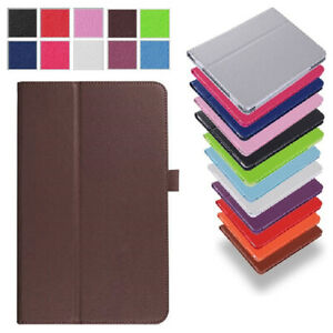 Leather Flip Leather Stand Case Cover For Samsung Galaxy Tab E 8.0 9.6 T377 T560