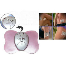 NEW MINI ELECTRONIC BODY MUSCLE BUTTERFLY MASSAGER SLIMMING VIBRATION FITNESS