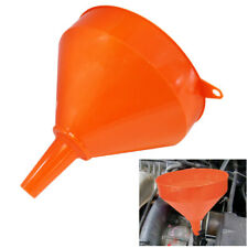"10"" Jumbo Plastic Funnel Tool Kitchen Garage Garden Engine Large Heavy Duty"