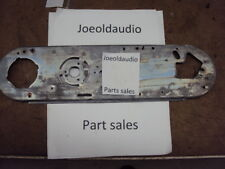 Thorens TD 180 Main Chassis Plate. Sold for Parts. Parting Out TD 180 & TD 280