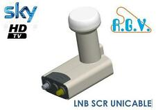 LNB SCR UNICABLE + 1 PORTA LEGACY LNB PER SKY ED ALTRO LNB013 CON FILTRO LTE
