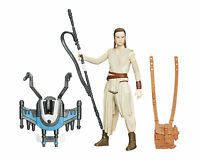 Hasbro Star Wars The Force Awakens 3.75-Inch Figure Snow Mission Rey Starkiller
