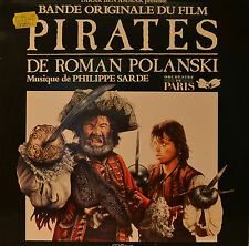 "OST - SOUNDTRACK - PIRATES - PHILIPPE SARDE 12"" LP (N131)"
