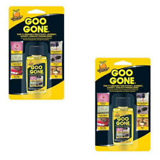 2x Goo Gone 1oz (30ml) - Ink, Tar, Sticker, Gum, Adhesive Remover