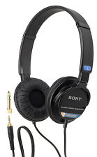 Sony SH02 Professional stereo headphone for Canon XL-H1 XL-H1s XL-A1 XLH1 XLH1s
