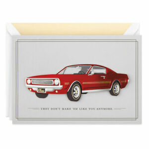 Hallmark Signature Collection Father's Day Greeting Card