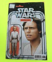 Star Wars #6 Yellow Lightsaber MARVEL Luke Skywalker Variant 2020