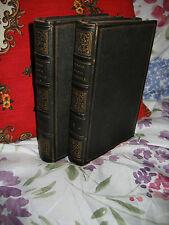 THEATRE DE PIERRE ET THOMAS CORNEILLE 1844 Didot 2 Vol Reliure signée QUINET