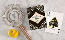 Cocktail hour playing cards deck brand new sealed