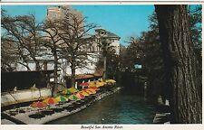 LAM(D) San Antonio, TX - View of San Antonio River Passing Through Downtown