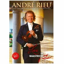 Andre Rieu and His Johann Strauss Orchestra Love in Maastricht Region 4 - DVD