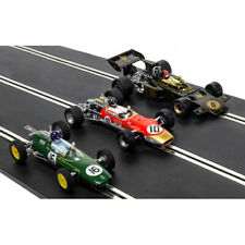 Scalextric C4184A The Genius of Colin Chapman - Lotus F1 Triple Pack