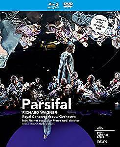Wagner: Parsifal - Royal Concertgebouw Orchestra (NEW BLU-RAY+DVD)