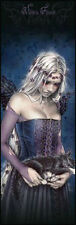 Poster Angel Frances Fantasy Girl Art Gothic Türposter Flur Wand Deko 53x158 NEU
