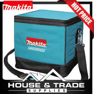 """Makita Carry Case Cube Tote Bag 250mm 10"""" Nylon With Strap"""