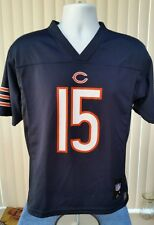 YOUTH LARGE NFL TEAM APPAREL CHICAGO Bears Brandon Marshall Football Jersey NWOT