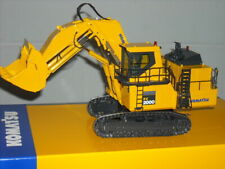 Large NZG 1/50 Komatsu PC2000-8 Mining Excavator Shovel, MIB
