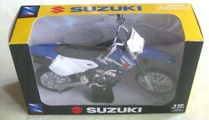 NewRay Suzuki DR-Z 400, Diecast 1:12