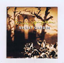 CD SINGLE PROMO(NEW)BRUCE SPRINGSTEEN SECRET GARDEN