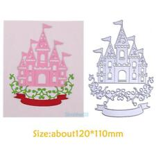 Town Metal DIY Cutting Dies Stencil Scrapbook Album Paper Card Embossing Craft