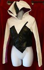 HOT TOPIC Marvel Comics: SPIDER-GWEN Women's Cosplay/Costume Jacket: XL