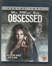 OBSESSED - Beyonce Knowles - UK BLU-RAY (new condition)