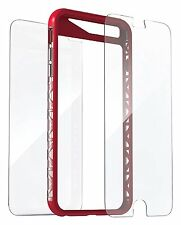 Zagg iPhone 6/6s Orbit Extreme Case Cover with Full-Body HDX InvisibleShield Red