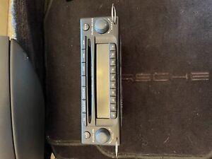 PORSCHE 996 986 911 BOXSTER BECKER RADIO CD CDR 23 BE6612 99664512905