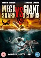 Mega Shark Vs Géant Octopus DVD Neuf DVD (I2F3202)